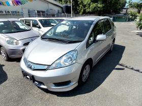 2012 Honda Fit Shuttle Hybrid